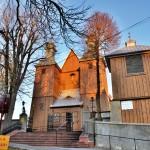 Kościół i dzwonnica