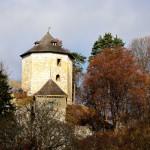 Zamek w Skale