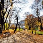 Park Zamkowy w Ojcowie