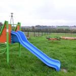 Utworzenie placu zabaw dla dzieci we wsi Żerkowice (Gmina Iwanowice)