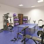 Adaptacja i wyposażenie pomieszczeń - lokalne centrum aktywnego wypoczynku w miejscowości Sułkowice