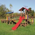 Organizacja terenu rekreacyjnego z placem zabaw dla dzieci we wsi Smardzowice