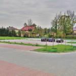 Rewitalizacja centrum wsi Iwanowice Włościańskie – budowa parkingów wraz z infrastrukturą techniczną i przyłączem kanalizacji opadowej z odprowadzeniem do systemu zagospodarowania wody opadowej