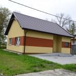 Budowa świetlicy wiejskiej w Brończycach