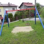Plac zabaw ul. Matejki w Słomnikach