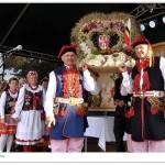 Dożynki w Smardzowicach, Gmina Skała