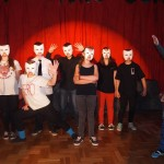 Utworzenie grupy teatralnej oraz wyposażenie sali teatralnej przy Centrum Kultury Sportu i Rekreacji w Skale
