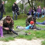 Piknik Wojskowy w Przybysławicach
