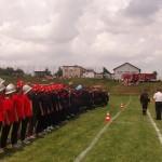 Jurajskie zawody sportowo-pożarnicze Gminy Sułoszowa w Wielmoży
