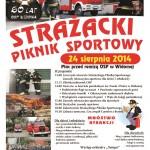 Strażacki Piknik Sportowy