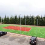 Modernizacja istniejącego boiska szkolnego przy szkole w Smrokowie